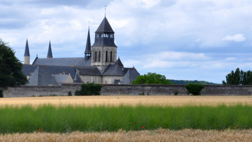 AbbayeFontevraud-residence