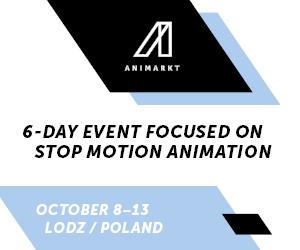 Animarkt Stop Motion Forum 2018