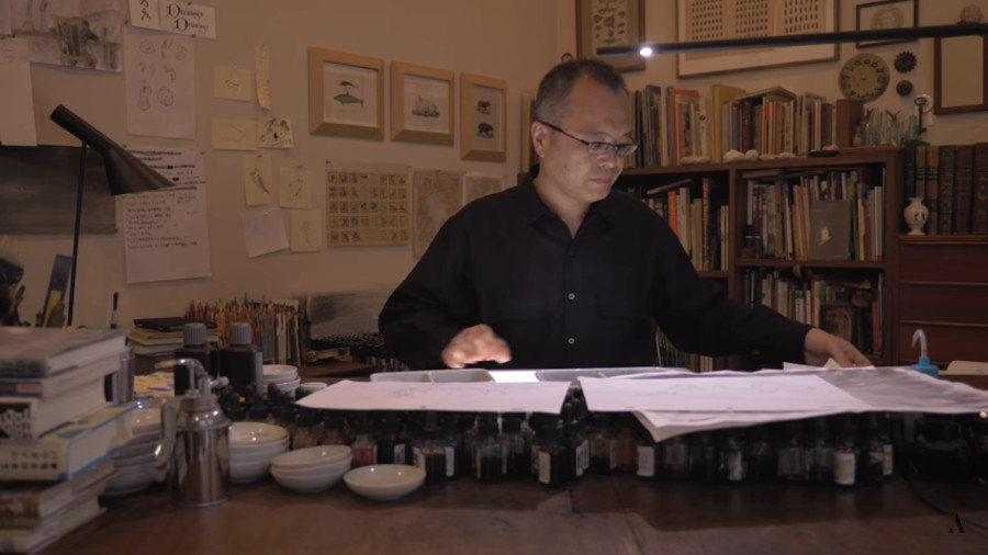 Documentary: Koji Yamamura, Animator