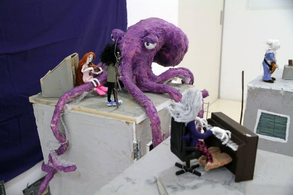 From the deep Katrin Novakovic Exhibition of Croatian puppet film