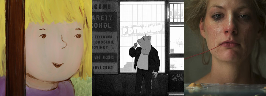Zuzy In the Garden, Electra. A Poem, Hurikan: Three Animation Shorts From MAUR film