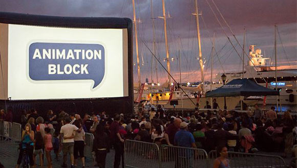 Animation Block Party 2018: Opening Night (26 July)
