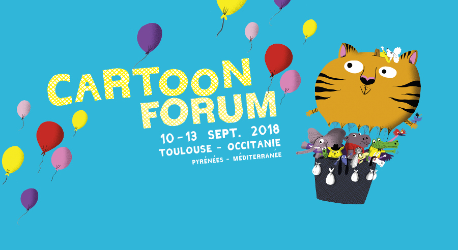 Cartoon Forum 2018: Watch the Project Trailers
