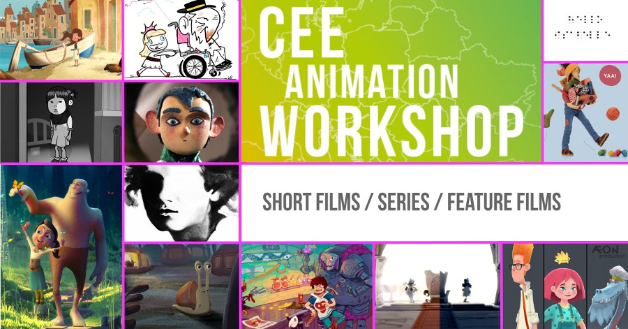 12 Animation Projects To Participate in CEE Animation Workshop (30/11-6/12, Ljubljana)