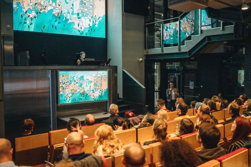 Producing Stop-Motion Animation: Workshops from ANIMARKT