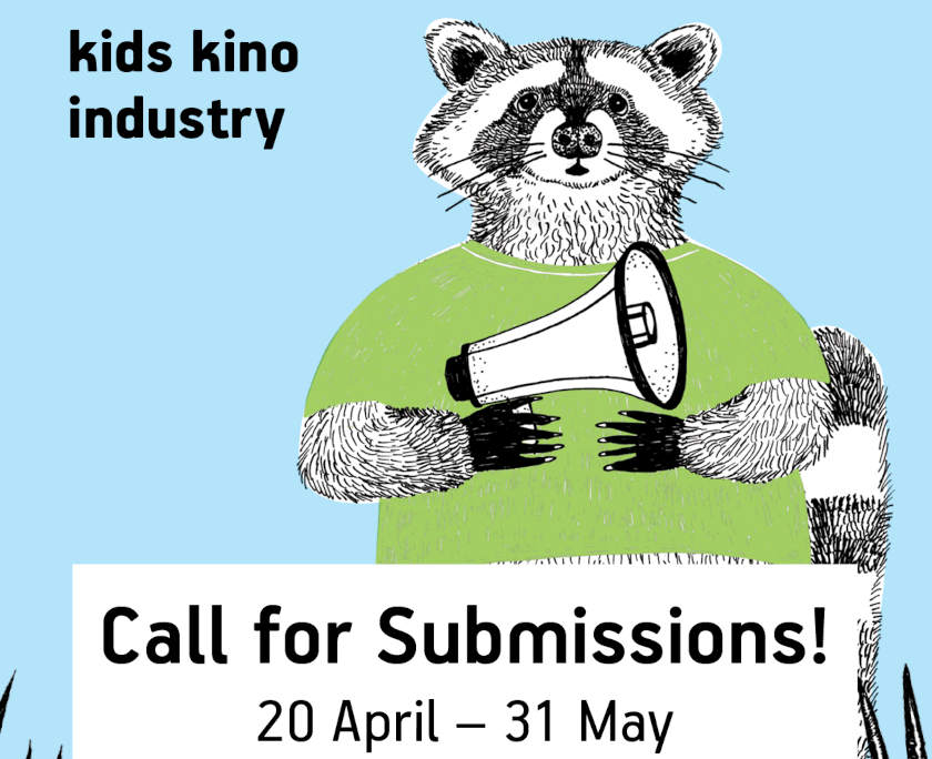 Kids Kino Industry 2021: Call for Entries