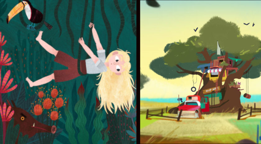 Kids Kino Industry Selection: 15 Animation Projects