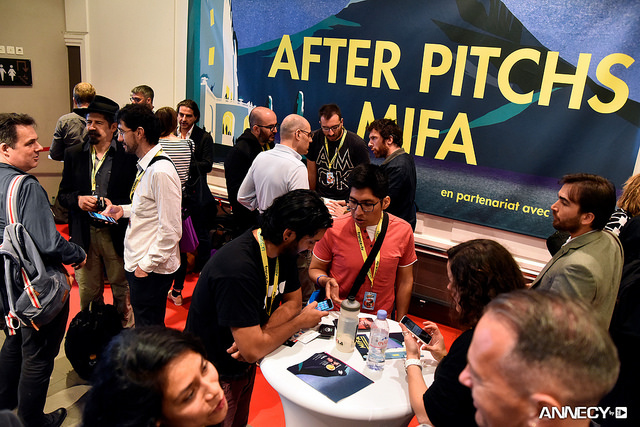 Christopher At Sea, Archipelago Win 2018 Annecy MIFA Pitch Prizes