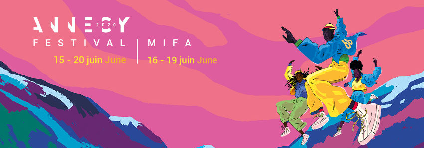 Annecy International Animation Film Festival and Market, 15-20/6/2020