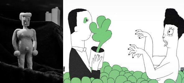 On (The) Line: Notes on Ottawa International Animation Festival 2020