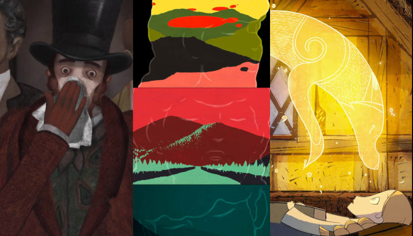 6 Animation Features for Aninafest Zagreb 2021