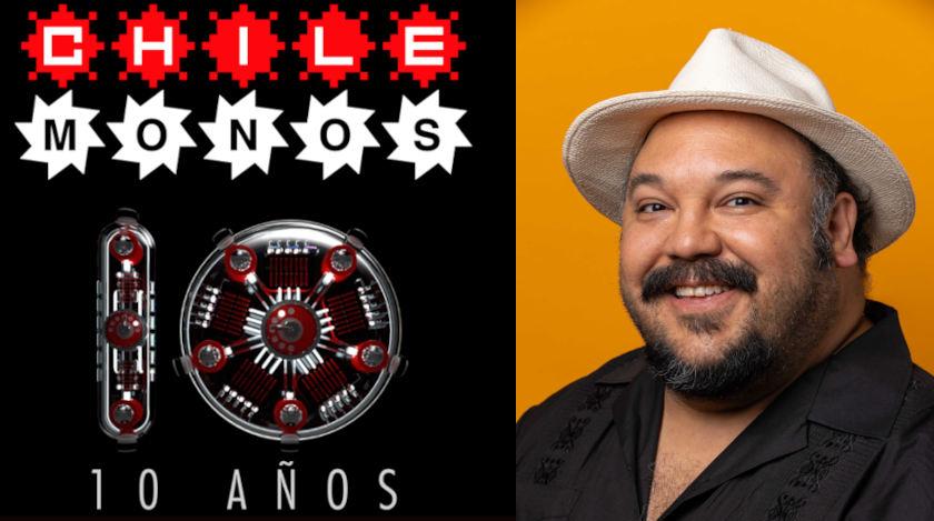 Jorge R. Gutiérrez Gets Icon Director Award at Chilemonos Festival