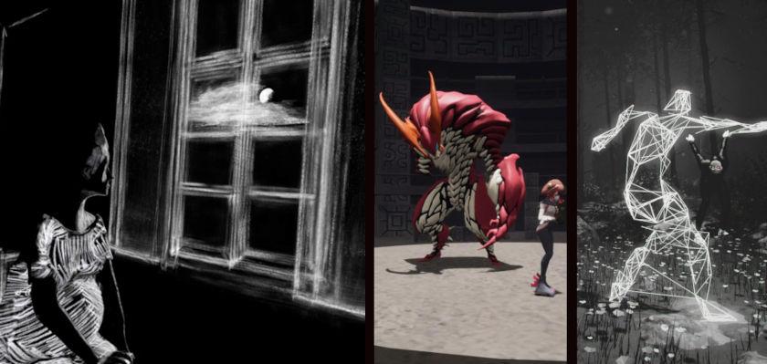 11 VR Works at Bucheon intenational Animation Festival
