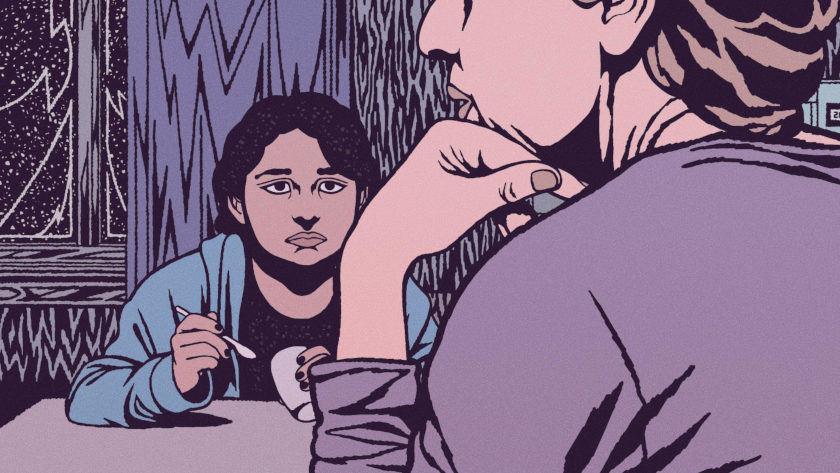Les Lèvres Gercées by Fabien Corre & Kelsi Phung
