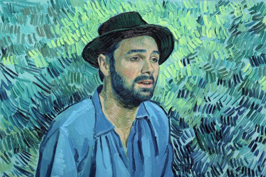 Loving Vincent Review Neoclassical Painting Mystery