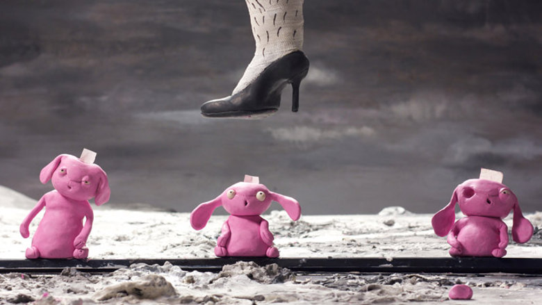 Rabbitland by Ana Nedeljkovic & Nikola Majdak jr.