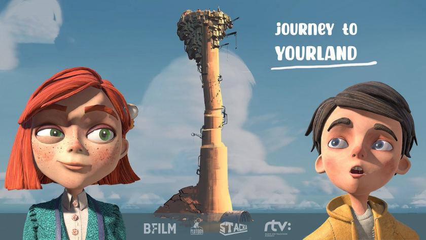 Journey to Yourland by Peter Budinski: Kids Kino Industry Presentation