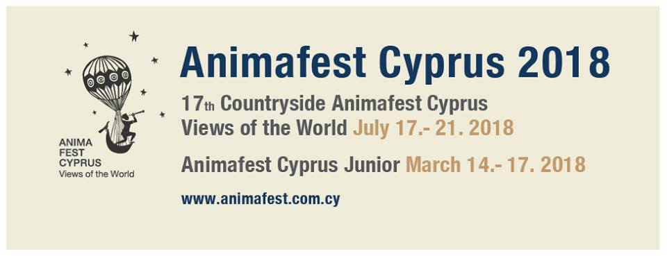 Georges Schwizgebel Designs the 17th Countryside Animafest Cyprus Poster