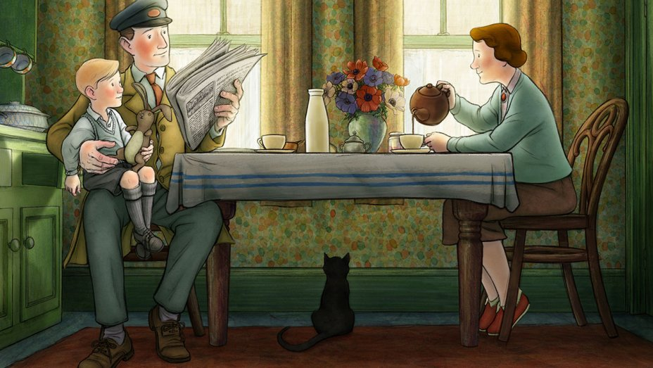 Ethel and Ernest Review: A Love Shelter Below The Rooftops of London