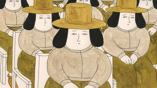 small people with hats500