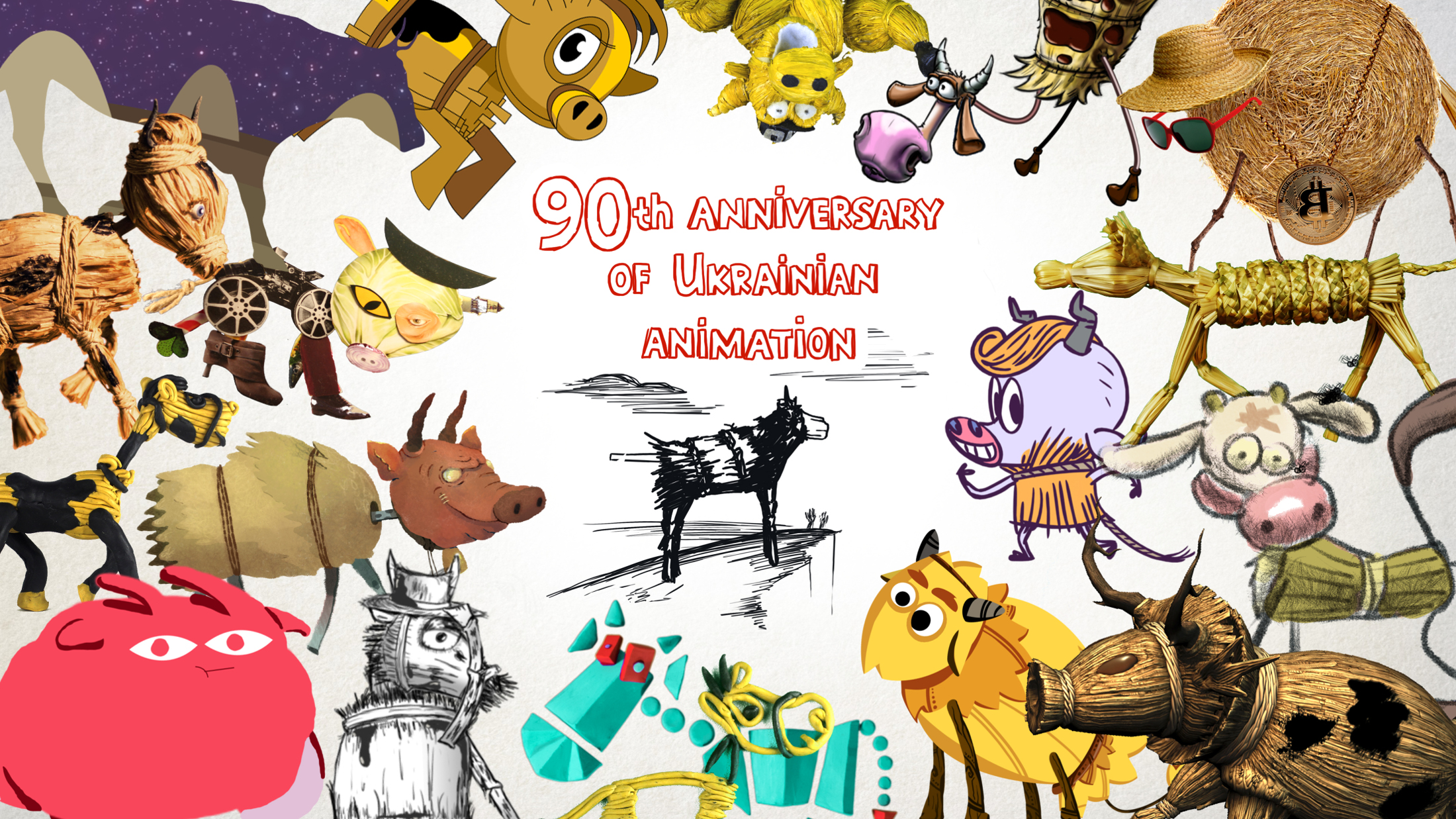 Reviving the First Ukrainian Cartoon Character: 90 Years of Ukrainian Animation