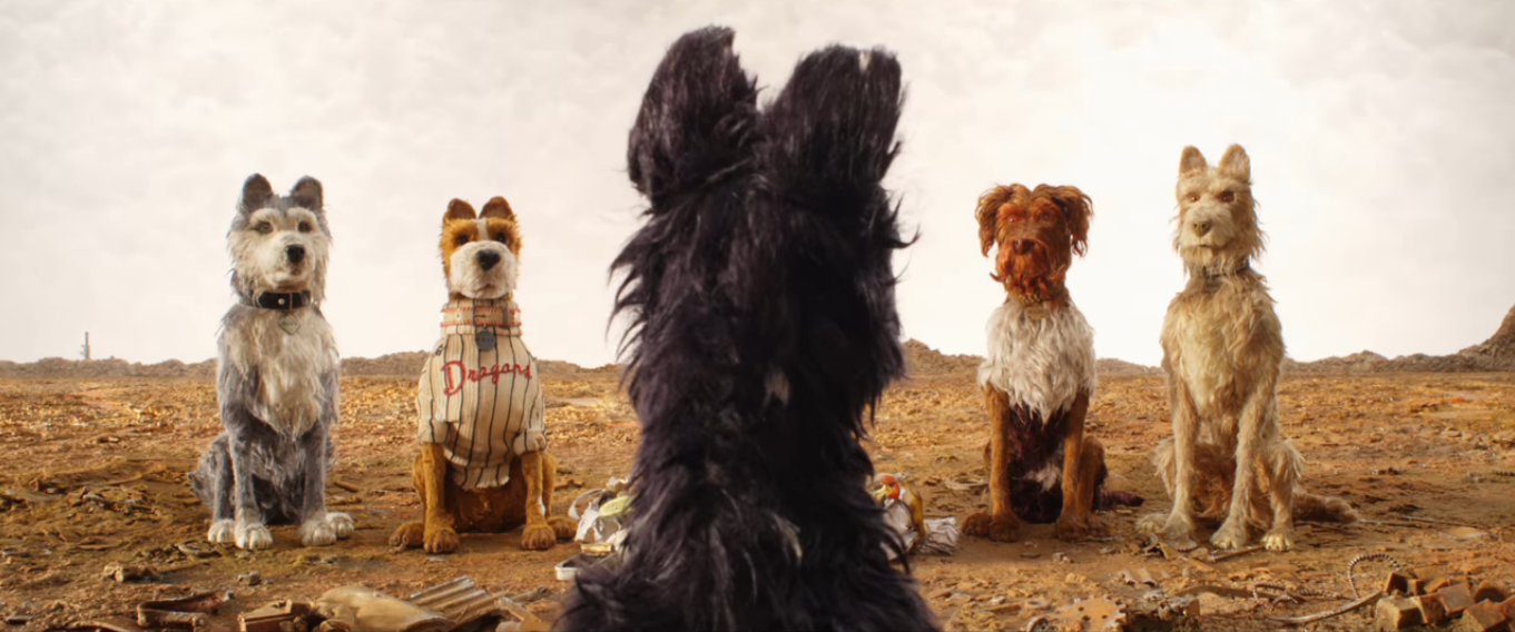 Isle of Dogs Has a Trailer